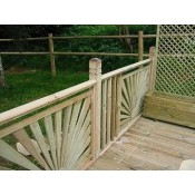 Decking Handrail (1)