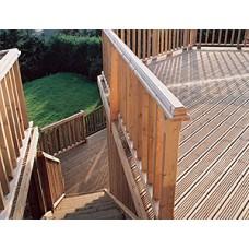 Arbour Deck Hand Rail