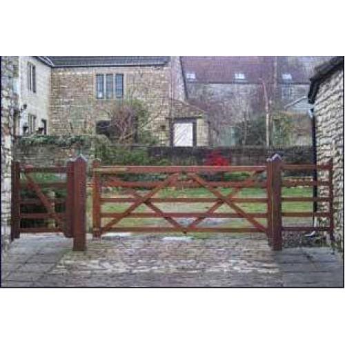 Somerset 5 Bar Gate 3'6'' / 1067mm