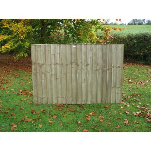 Suffolk Closeboard Panel 6' x 4'
