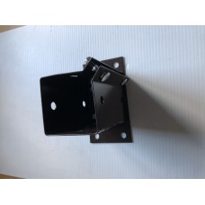 Bolt Down Post Support 75mm x 75mm clamp grip
