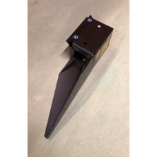 Repair spur Post Support 100mm x 100mm clamp grip