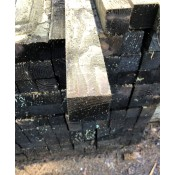 50mm x 50mm pressure treated softwood post (3)