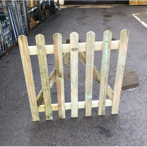 Picket Gate Treated Softwood 3' / 915mm