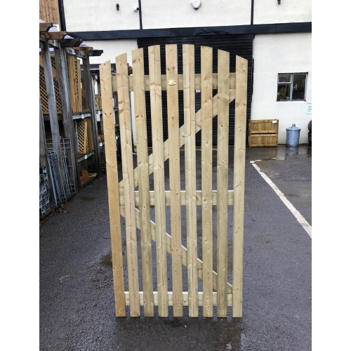 Orchard Treated Softwood Entrance Gate 3' / 6'