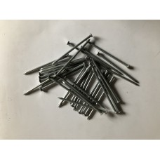 100mm galv round wire nails