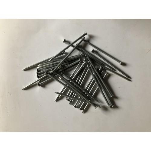 100mm galv round wire nails