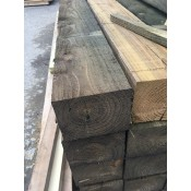 125mm x 100mm pressure treated softwood post (1)