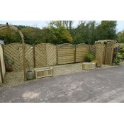 Dastra European Fencing Panels and Trellis (22)